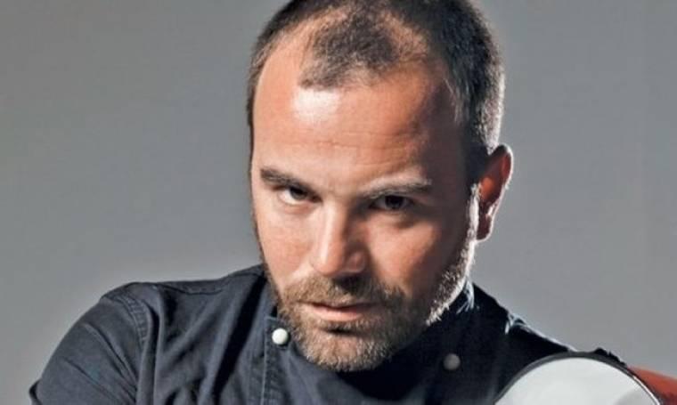 Βασίλης Καλλίδης: «Ο μεγαλύτερος μύθος για τη δημοσιότητα είναι ότι κάνεις πολύ σεξ και τρως φρέσκο ψάρι»