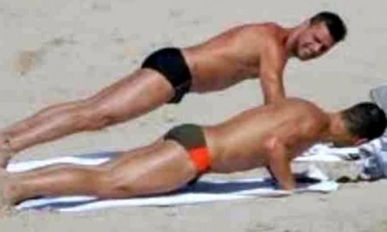 Ο Ρίκι Μάρτιν στην Ελλάδα για διακοπές;
