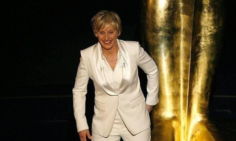 Η Έλεν ΝτεΤζένερες παρουσιάστρια των βραβείων Όσκαρ το 2014!
