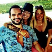 Δείτε φωτογραφίες από τις διακοπές της Εριέττας Κούρκουλου στη Λευκάδα!