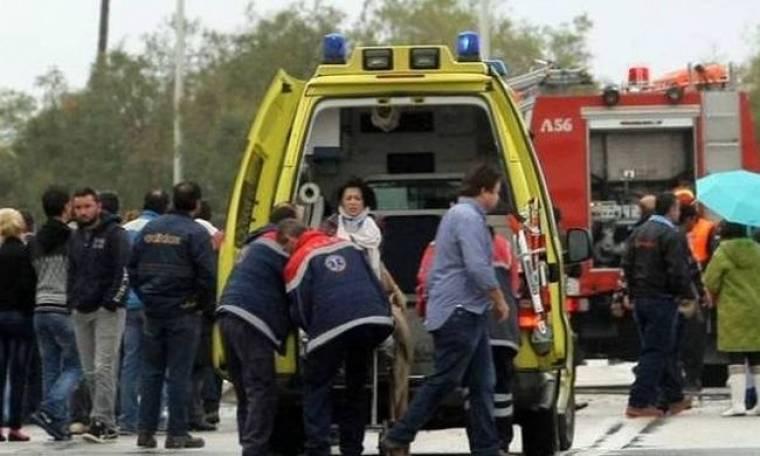 Εγκεφαλικά νεκρή η 16χρονη – Με σπασμένα πόδια το 3χρονο αγοράκι
