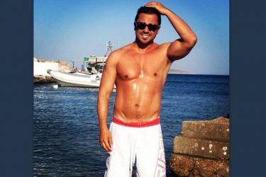 Γιώργος Σατσίδης: Χαλαρώνει στην Αντίπαρο!