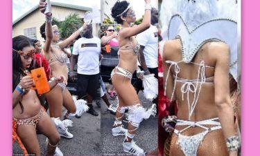 Rihanna: Αυτές είναι οι πιο σέξι φωτογραφίες της από το καρναβάλι στα Barbados!