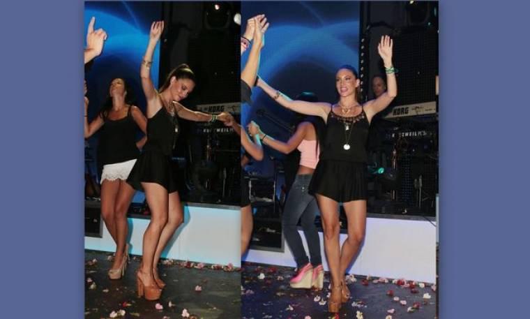 Αθηνά Οικονομάκου: Σήκω, χόρεψε κουκλί μου!
