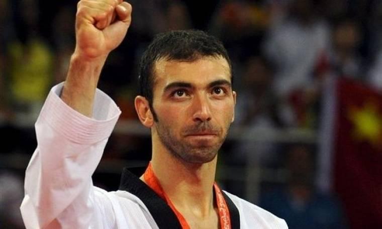 Αλέξανδρος Νικολαΐδης: «Εύχομαι καλή και ταχεία ανάρρωση στον συναθλητή μου»
