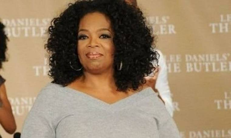 Δείτε το απίθανο εξώφυλλο που η Oprah Winfrey σατιρίζει τον εαυτό της