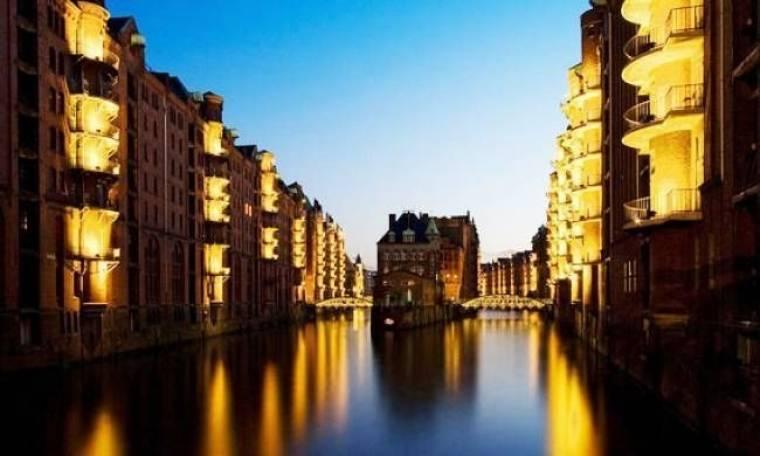 Η ομορφότερη «βιομηχανική συνοικία»...στον κόσμο! (pics)