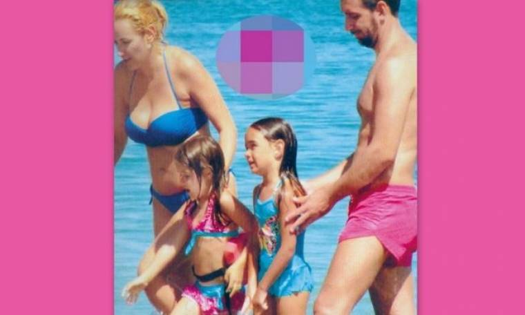 Ο Θάνος Πετρέλης και τα κορίτσια του!