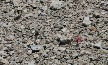 Για ορειβασία η Άνγκελα Μέρκελ