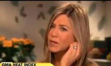 Έξαλλη η  Aniston: «Μη με ξαναρωτήσετε για παιδιά»