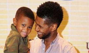Οι πρώτες δηλώσεις του Usher για τον πεντάχρονο  γιο του, που βρίσκεται στην Εντατική!