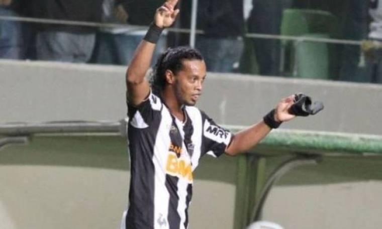 Brasileiro: «Μίλησε» ο Ροναλντίνιο (videos)