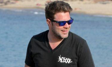 Χρήστος Χολίδης: «Δεν θεωρώ τίποτα, αφήνω τους άλλους να μιλούν για μένα»