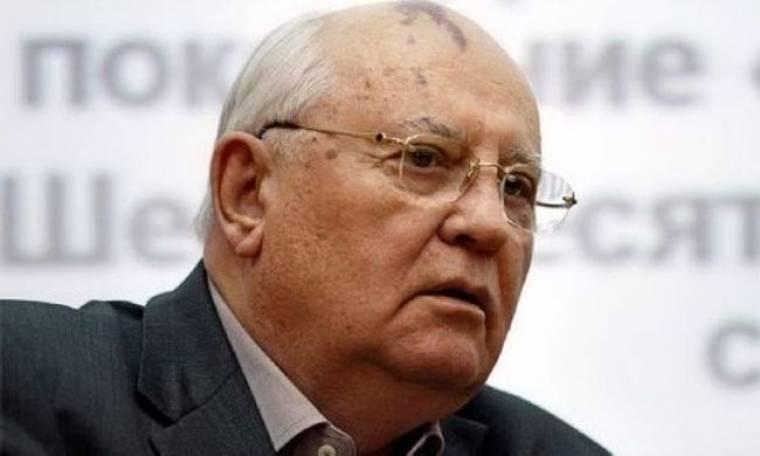 «Πέθαναν» τον Γκορμπατσόφ στο twitter!
