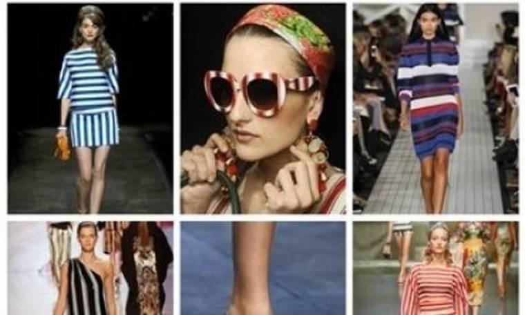 We love stripes: Τα καλύτερα ριγέ κομμάτια της σεζόν