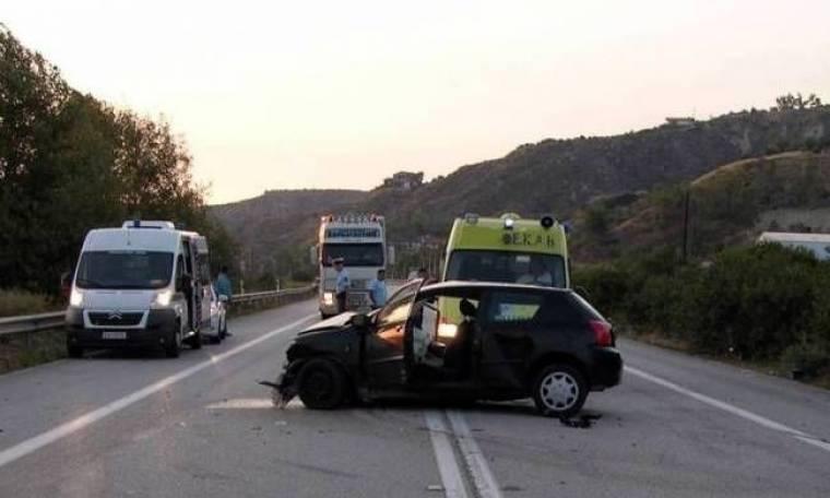 Ηράκλειο: Τρία τροχαία και έξι τραυματίες «με το καλημέρα»