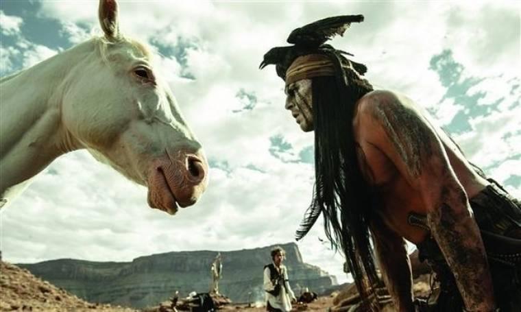 Johnny Depp: Ρίχνει στους κριτικούς την ευθύνη της αποτυχίας του «The Lone Ranger»