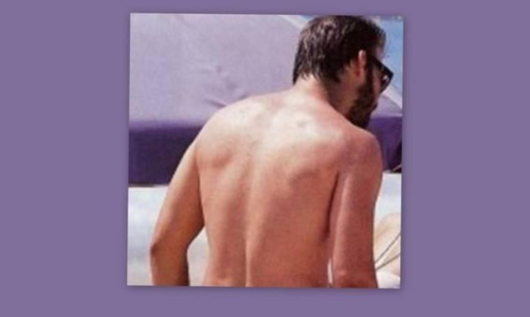 Γιώργος Σαμπάνης: Τα σπυράκια και ο τσαμπουκας με φωτογράφο στην… παραλία! (Nassos blog)