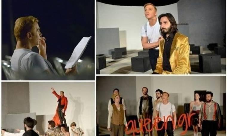 Ο Τάκης, οι Σφήκες του Αριστοφάνη και η περιοδεία σε όλη την Ελλάδα (Γράφει η Majenco για το queen.gr)