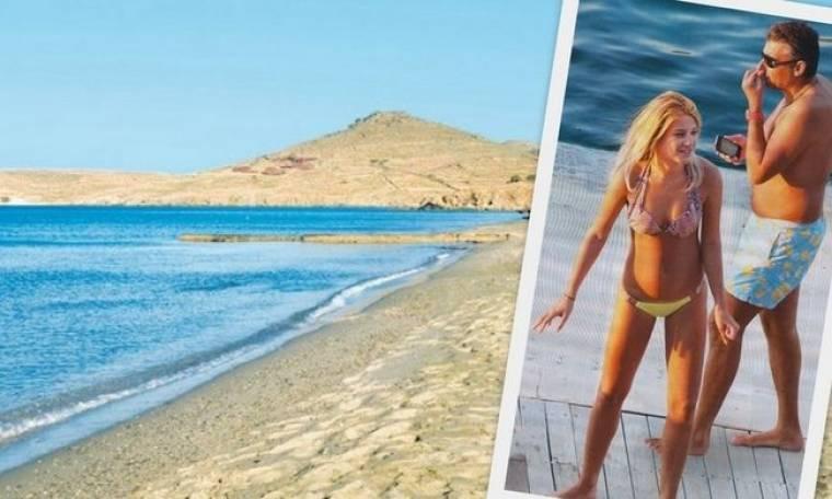 Ποιο πρόσωπο του πάνελ του «Πρωινό mou» κάνει διακοπές με Λιάγκα-Σκορδά στην Τήνο αυτές τις μέρες;