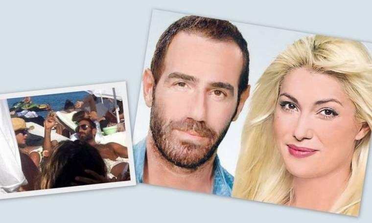 Το νέο καυτό ειδύλλιο της showbiz: Ο Αντώνης Κανάκης και η Κλέλια Ρένεση είναι ερωτευμένοι! (φωτογραφίες)