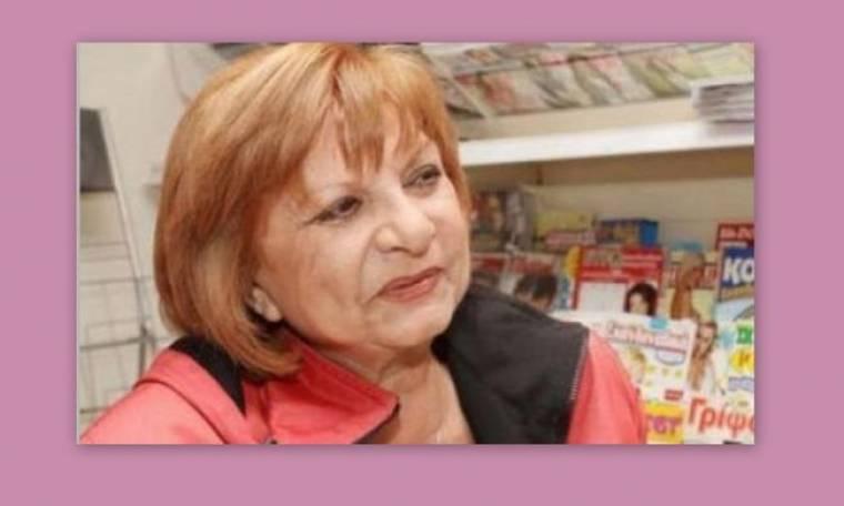 Η Βάνου μιλά για την μάχη της με τον καρκίνο και πως σώθηκε στο παρά πέντε!