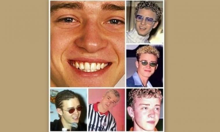 Όταν ο Justin Timberlake δεν ήταν και τόσο… γόης! (photos)