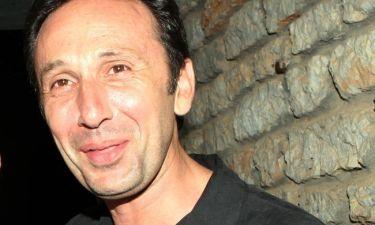 Ρένος Χαραλαμπίδης: Ολιγοήμερες διακοπές στη Σέριφο!