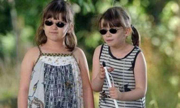 Τραγικό: 7χρονες δίδυμες χάνουν την όρασή τους