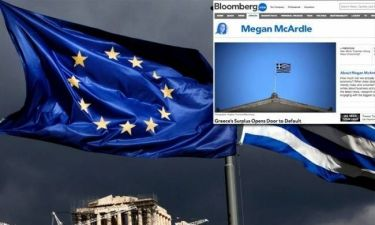 Bloomberg: Το πλεόνασμα ευκαιρία για την Ελλάδα να... χρεοκοπήσει!