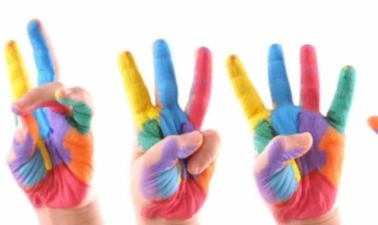 Κι ένα και δύο και τρία δαχτυλάκια! Μετρήστε… διασκεδάζοντας!