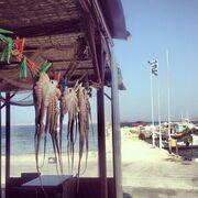 Οι διακοπές της Δωροθέας Μερκούρη στην Μυτιλήνη!