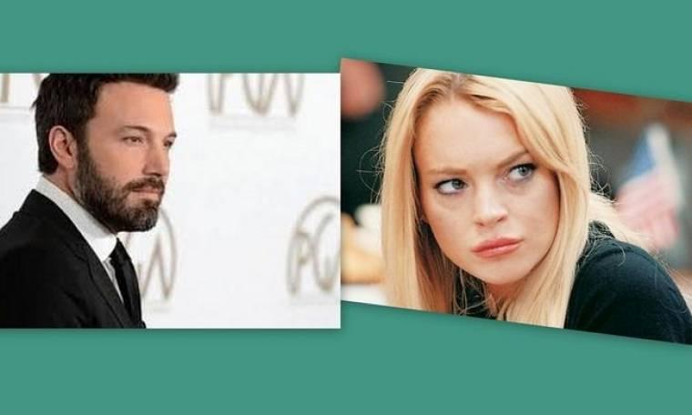 Ben Affleck: Στο πλευρό της Lindsay Lohan