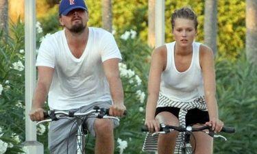 Leonardo Dicaprio: Ποδηλατάδα με τη νέα του αγαπημένη!