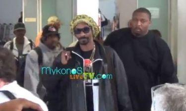 Η άφιξη του Snoop Dogg στην Μύκονο, η εμφάνισή του σε club για τρεις ώρες και η απίστευτη αμοιβή!