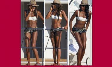 Naomi Campbell: Είναι στα χάϊ της!