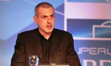 Μώραλης: «Ολυμπιακός και ΠΑΟΚ για πρωτάθλημα»