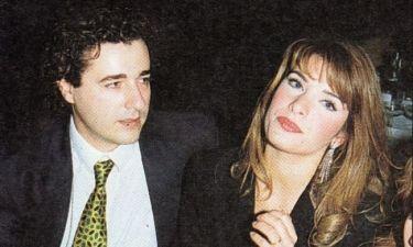 Ελένη Μενεγάκη: Δείτε την το 1995 πριν τις πλαστικές με τον αγαπημένο της… Δημήτρη!!! (Nassos blog)