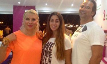 Μενεγάκη-Παντζόπουλος: Συνεχίζουν τις διακοπές τους στην Κάρπαθο! (φωτό)