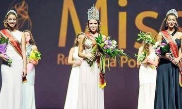 Η Μυκονιάτισσα Κατερίνα Σικινιώτη στέφθηκε «Miss Πορτογαλία 2013»!