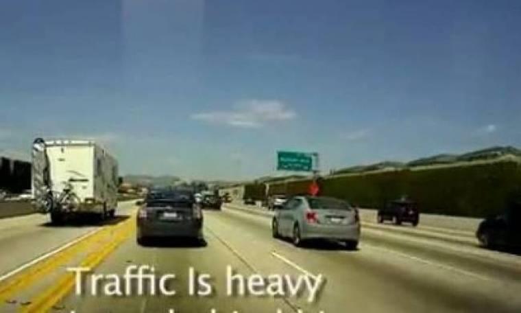 Βίντεο: Δείτε τι κυκλοφορεί στους δρόμους