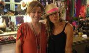 Η Sarah Jessica Parker αμακιγιάριστη στην Κεφαλλονιά