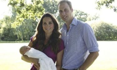 Kate Middleton-πρίγκιπας William: Αυτές είναι οι πρώτες οικογενειακές φωτογραφίες τους