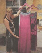 Στανίση: Διοργανώνει bazaar με τα ρούχα που έχει φορέσει στις πίστες για καλό σκοπό