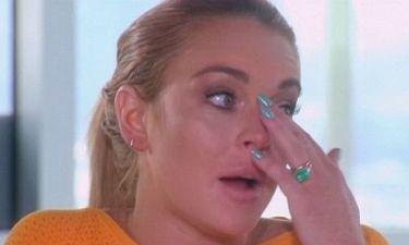 Η Lindsay Lohan παραδέχεται: «Ήμουν εθισμένη στην κοκαΐνη και στο αλκοόλ»