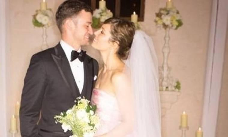 Ο παραμυθένιος γάμος του Justin Timberlake με την Jessica Biel