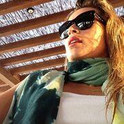 Μαριέττα Χρουσαλά: Οι διακοπές της στις Οινούσσες και στα Καρδάμυλα!