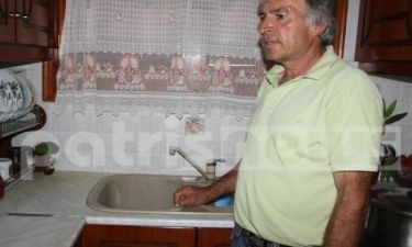ΣΟΚ: Βρήκαν ποντίκια στο νερό ύδρευσης στην Ηλεία