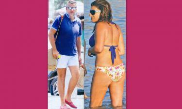 Το «θαύμα» του photoshop! Ο Λιάγκας πιο αδύνατος από ποτέ και η Μπαρμπαρίγου δίχως κυτταρίτιδα!