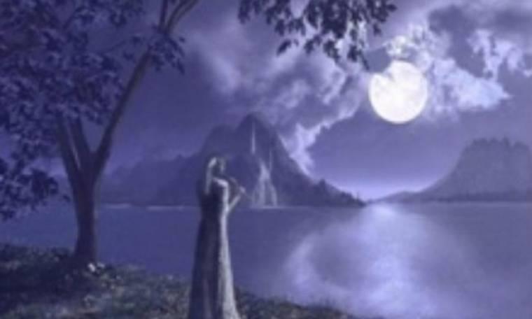 Η Σελήνη στο ζώδιο του Αιγόκερω